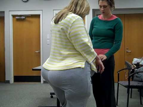 big ass white woman