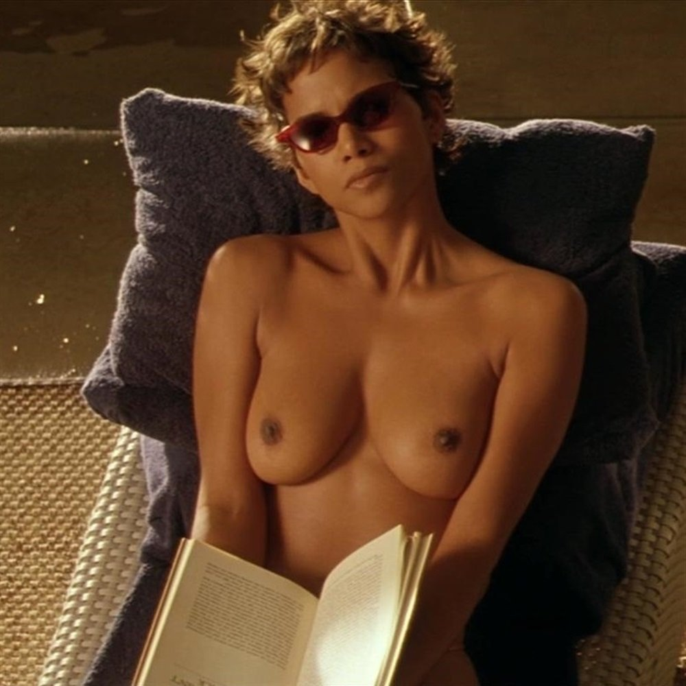 Halle Berry Nude In Movies