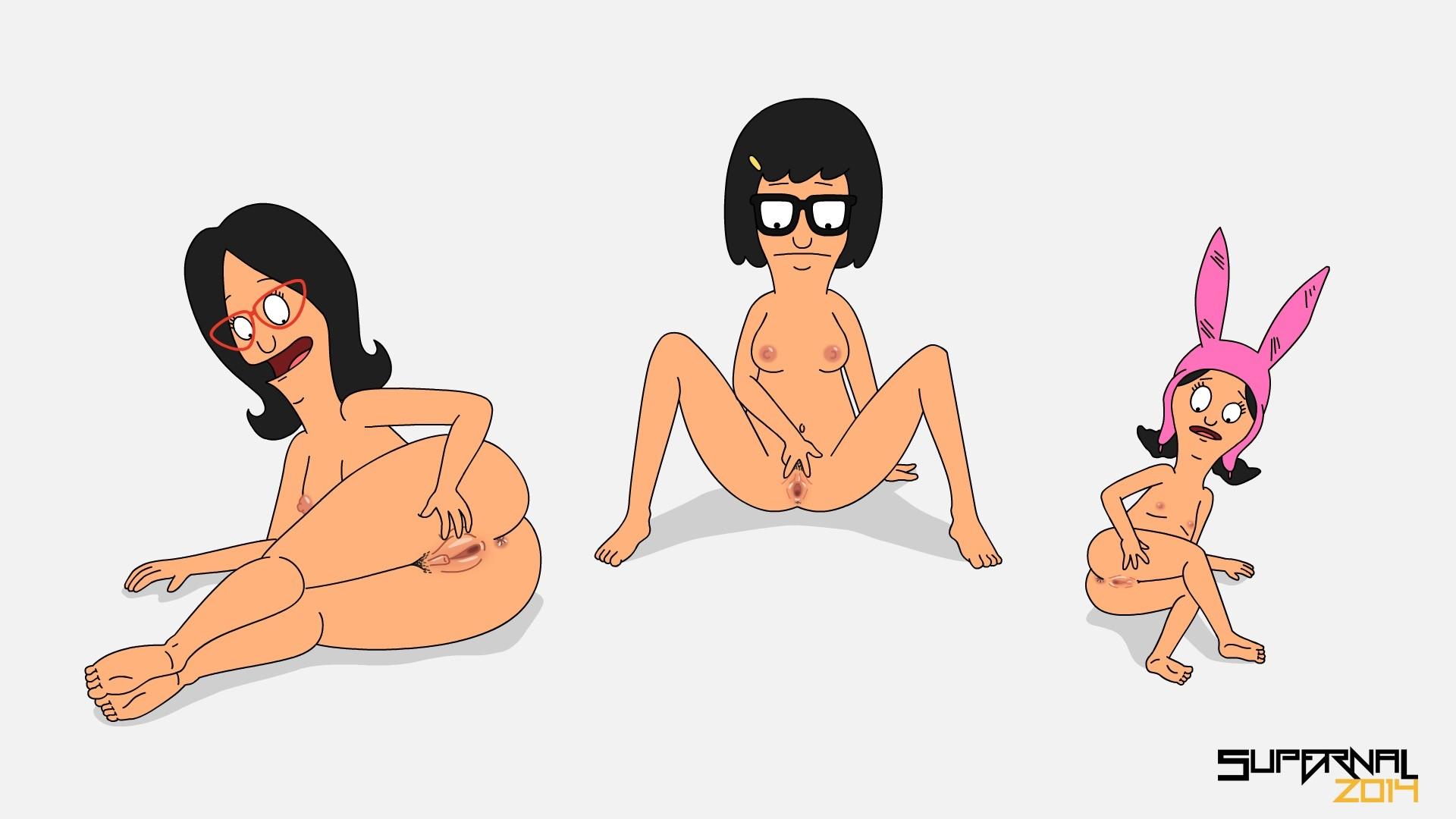 Bobs Burgers Cartoon Porn