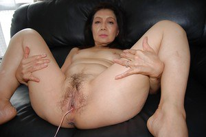 anal spread probed asian