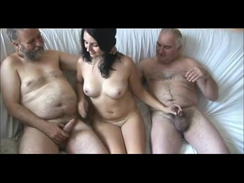 Men old sex with young ladies having Old Man
