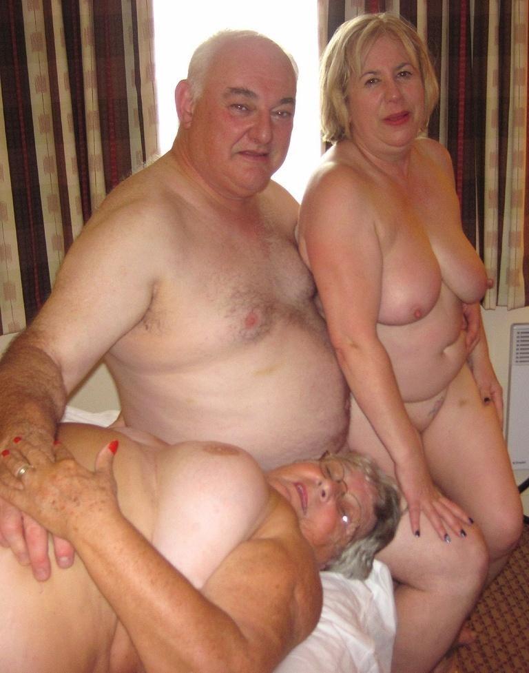 Granny And Grandpa Porno